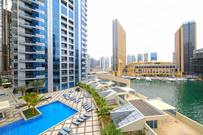 Lux 1BR Apartment  Dubai Marina View BCW 512 - Image 1 - Dubai - rentals
