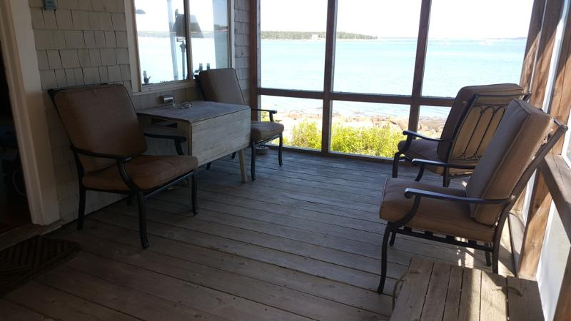 Screened in porch - Hodgkins Haven - Steuben - rentals