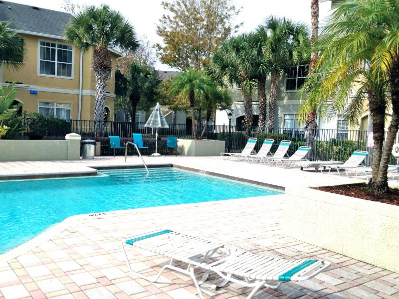 Resort Pool - Beautiful relaxing getaway close to the beach - Clearwater - rentals