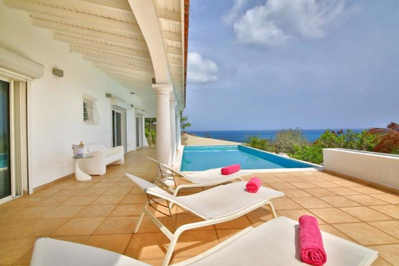 Villa summer Hill, Pelican Key, St Maarten - SUMMER HILL... large affordable villa in quiet location yet close to all the fun! - Pelican Key - rentals