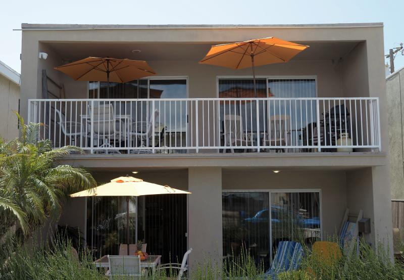 Ocean view! 30 Seconds to Beach & Restaurants! GEM - Image 1 - Newport Beach - rentals