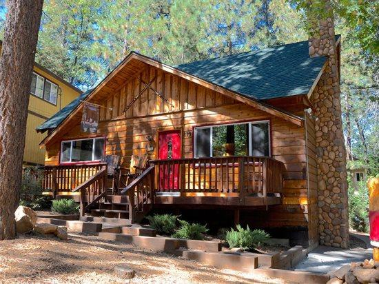 Forest Chalet - Forest Chalet: Spa, Foosball near Snow Summit/Lake - City of Big Bear Lake - rentals