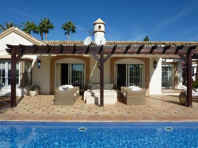 Villa Armon - Image 1 - Marbella - rentals