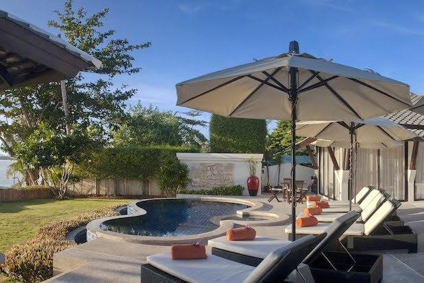 Villa 15 - Beach Front (1 Bedroom Option) - Image 1 - Plai Laem - rentals