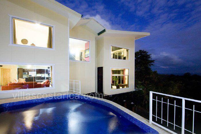 Casa del Sol-Fully A/C, Game Room, Ocean Views - Image 1 - Manuel Antonio National Park - rentals