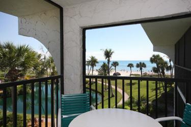 View from Unit - Pointe Santo A31 - Sanibel Island - rentals