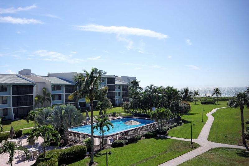 View from Unit - Loggerhead Cay 223 - Sanibel Island - rentals
