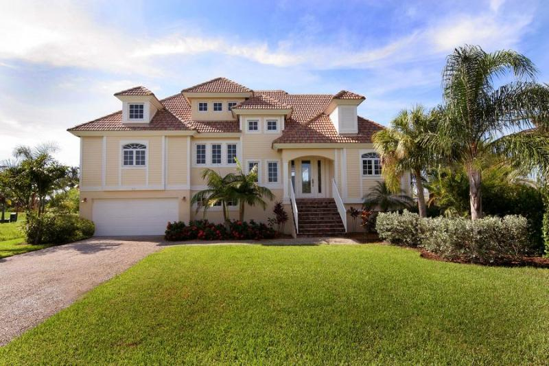 Front of Home - Birdie View - Sanibel Island - rentals