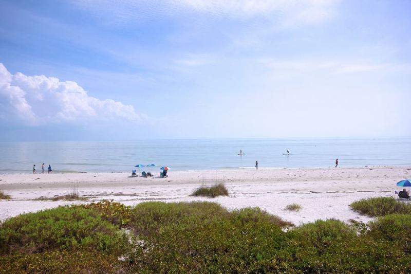 View from Unit - Sundial E201 - Sanibel Island - rentals