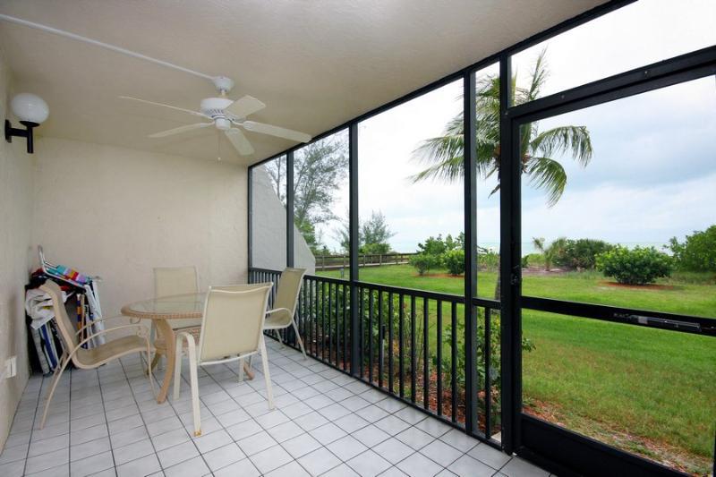 Lanai - Loggerhead Cay 511 - Sanibel Island - rentals