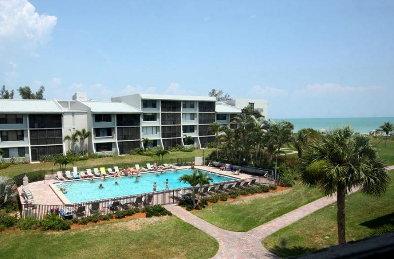 View From Unit - Loggerhead Cay 203 - Sanibel Island - rentals