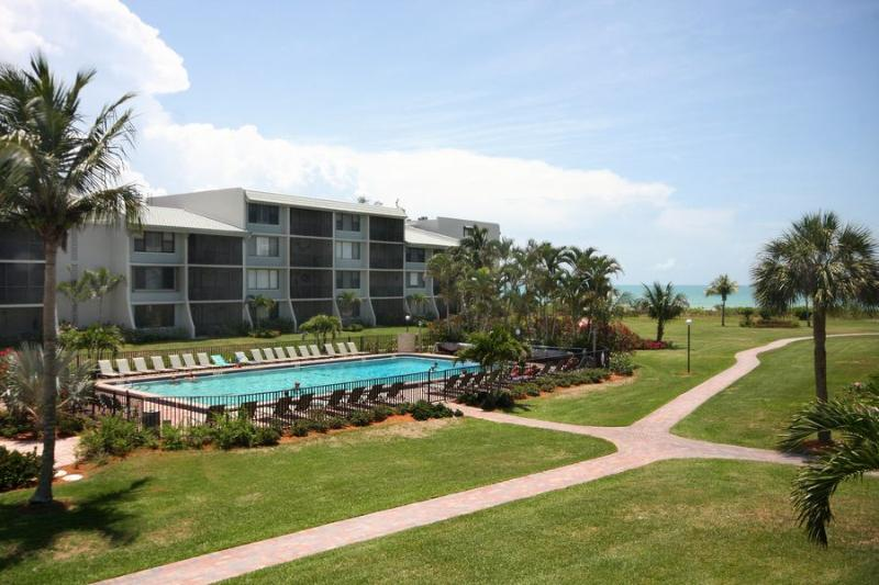 View From Unit - Loggerhead Cay 212 - Sanibel Island - rentals