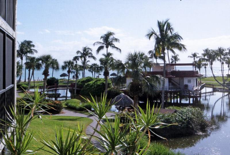 View from Unit - Pointe Santo D23 - Sanibel Island - rentals