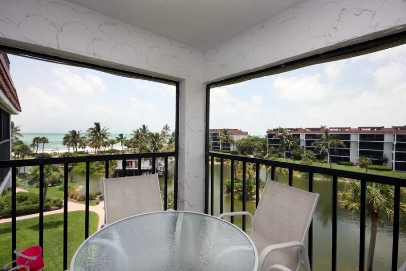 View from Lanai - Pointe Santo D44 - Sanibel Island - rentals