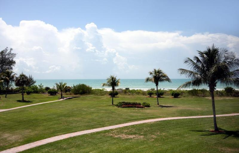 View From Unit - Loggerhead Cay 162 - Sanibel Island - rentals