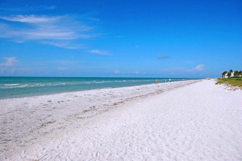 Beach - Sundial E210 - Sanibel Island - rentals