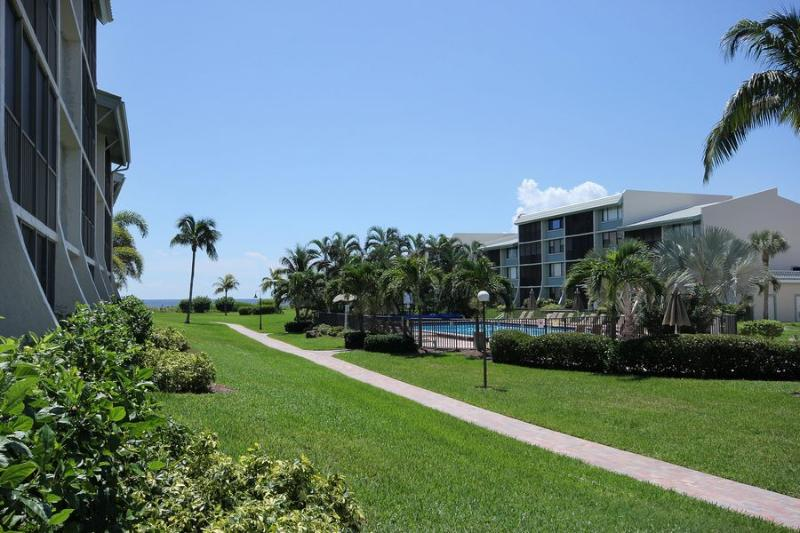 View from Unit - Loggerhead Cay 591 - Sanibel Island - rentals