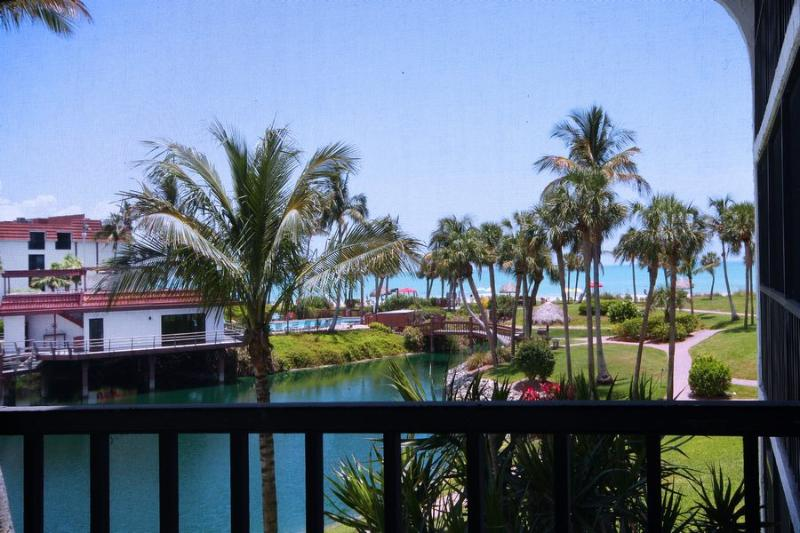 View from Unit - Pointe Santo B24 - Sanibel Island - rentals
