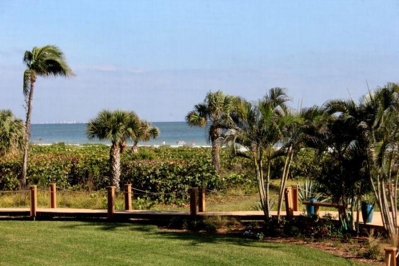 View - Sanddollar A101 - Sanibel Island - rentals