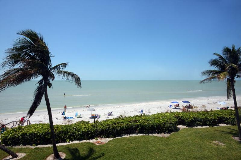 View from Unit - Island Beach Club 340D - Sanibel Island - rentals