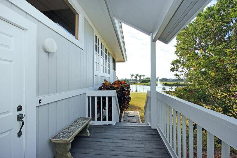Front Porch - 1657SandCastle - Sanibel Island - rentals