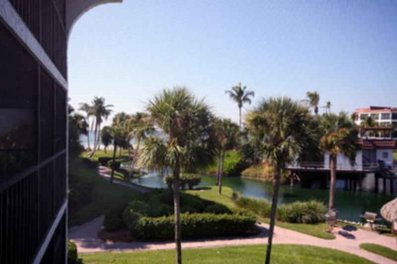View from Lanai - Pointe Santo D26 - Sanibel Island - rentals