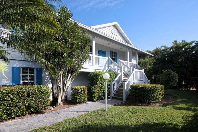 Ext Front - 706 Emeril - Sanibel Island - rentals