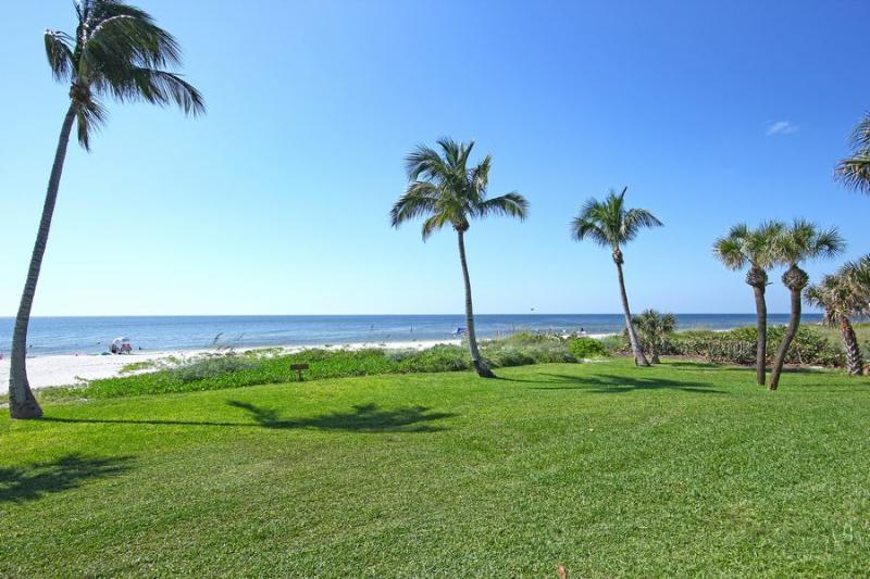 View from Unit - Pointe Santo A6 - Sanibel Island - rentals