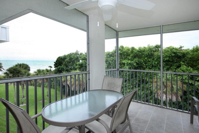 Lanai - Island Beach Club P1C - Sanibel Island - rentals