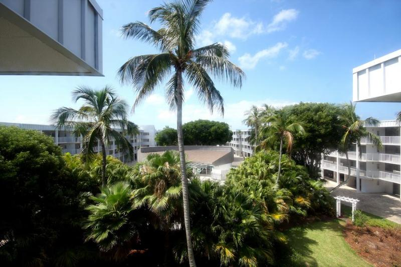 View From Unit - Island Beach Club P2A - Sanibel Island - rentals