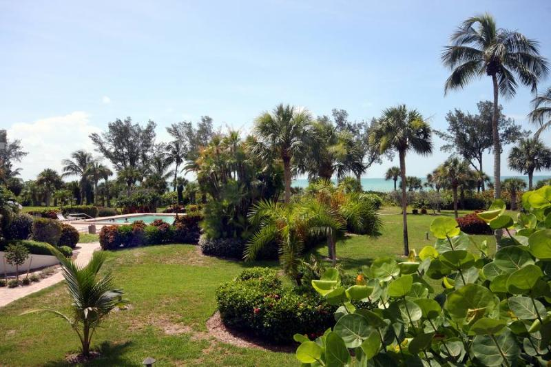 View from Unit - Gulfside Place 123 - Sanibel Island - rentals