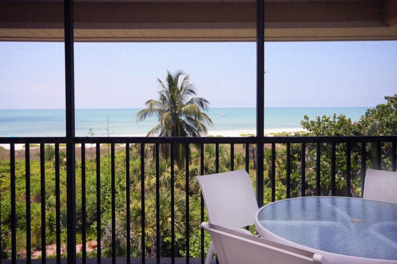 View from Unit - Sanddollar A304 - Sanibel Island - rentals