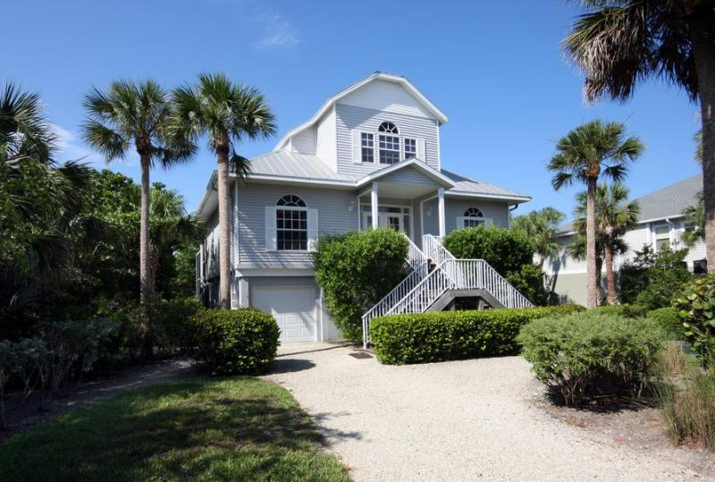 Front of Home - Halliday - Sanibel Island - rentals