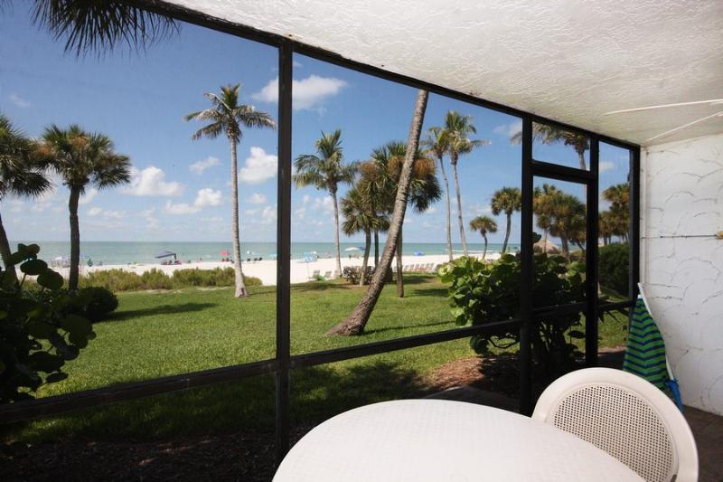 View from Unit - Pointe Santo E5 - Sanibel Island - rentals