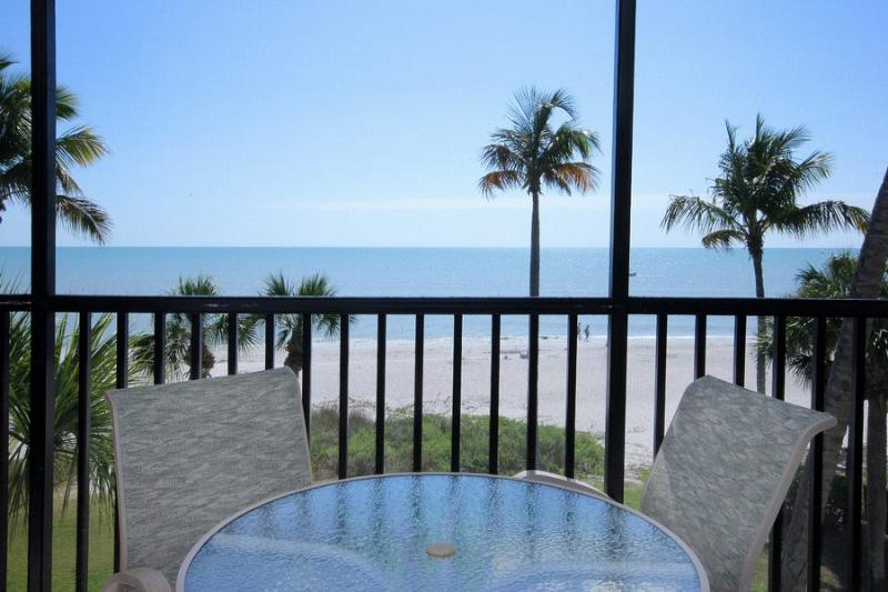 View from Lanai - Pointe Santo E35 - Sanibel Island - rentals