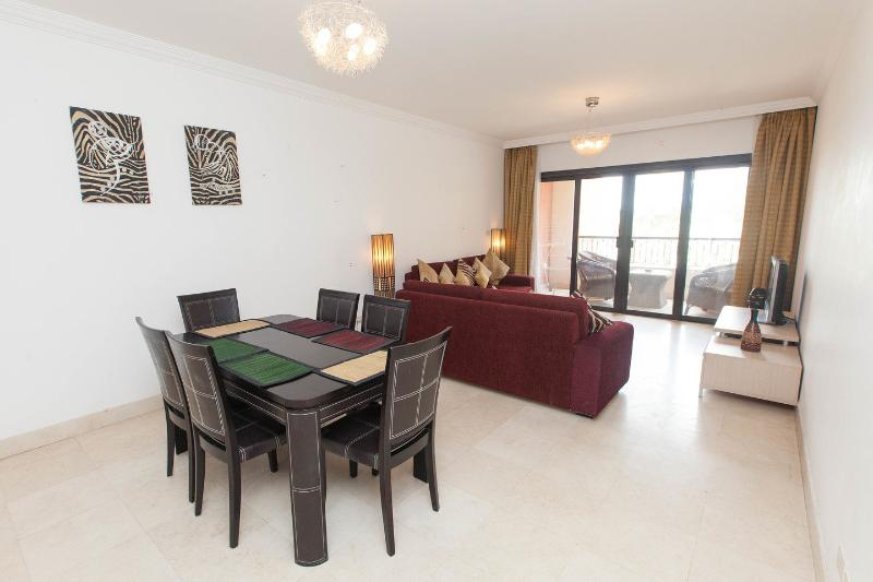 Living Room - Apartment Beach 1 / Esplanada - Hurghada - rentals