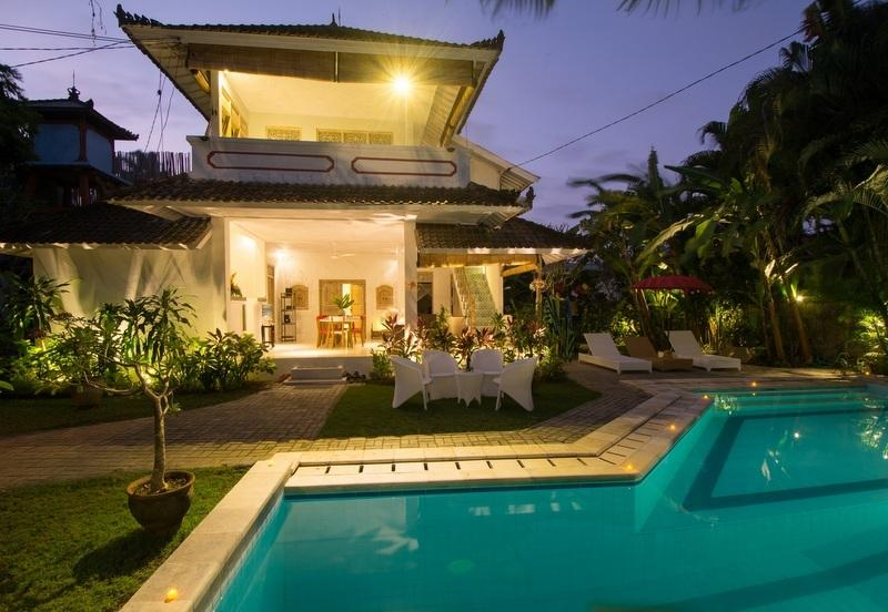 Romantic villa by night - Mason Villa Dua - Tropical Paradise in Seminyak - Seminyak - rentals
