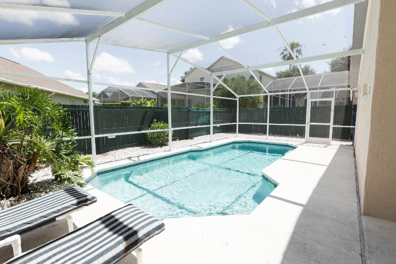 The Pool - 2130 4 Bed Pool home in golf resort Southern Dunes - Haines City - rentals
