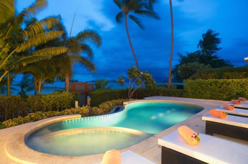 Villa 05 - 2 Bedroom Option on the Beach - Image 1 - Plai Laem - rentals