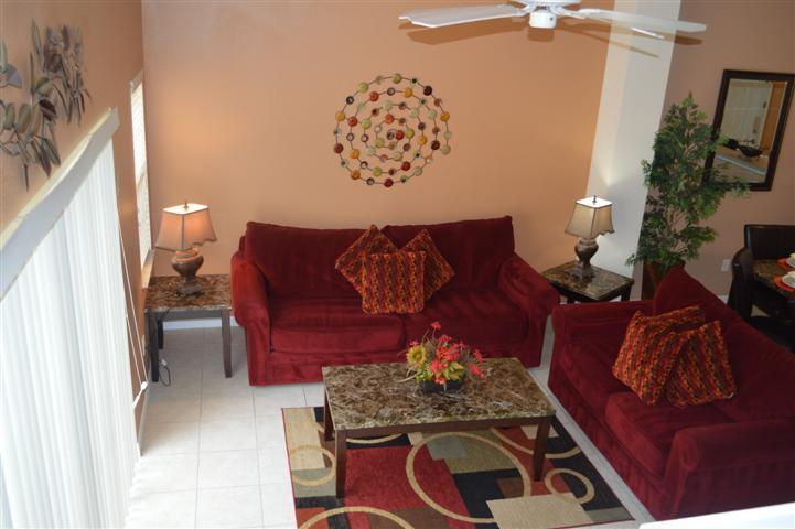 Living Room - Perfect Getaway Home - Kissimmee - rentals
