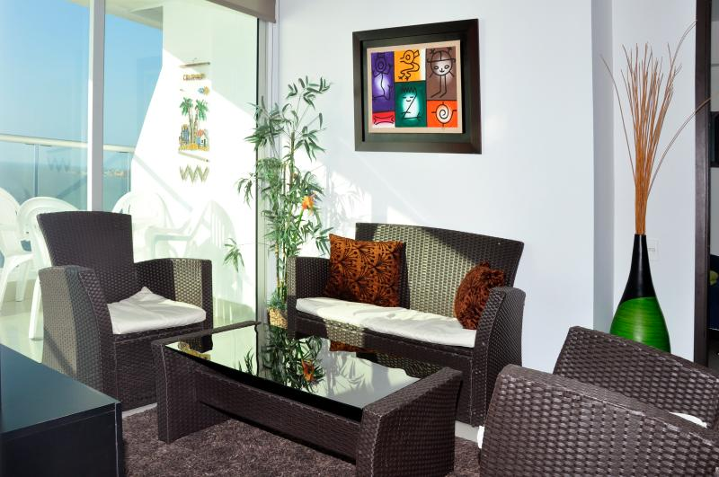 Modern Luxury Condo on the Beach - Image 1 - Cartagena - rentals