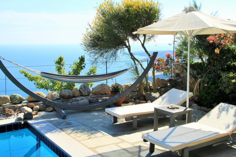 villa Stefanos-pool - Anemos luxury villas/villaStefanos - South Crete - Rethymnon Prefecture - rentals