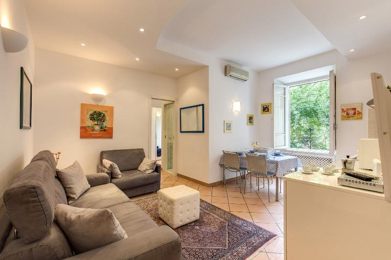 just renewed! Luxury Apartment Coliseum. WIFI - Image 1 - Rome - rentals