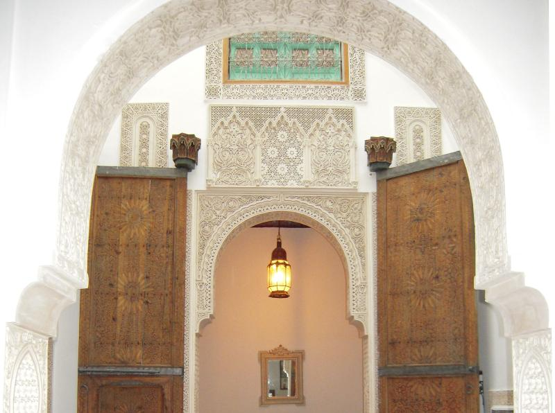 Dar Daheb, traditional house in the medina - Image 1 - Fes - rentals