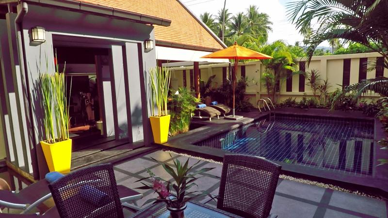 Serene setting at beautiful Hideaway Villa - Magical & Romantic 1 Bedroom Villa with Pool - Koh Samui - rentals