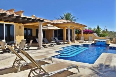 5 Bedroom Villa with Private Pool & Jacuzzi in Cabo San Lucas - Image 1 - Los Cabos - rentals