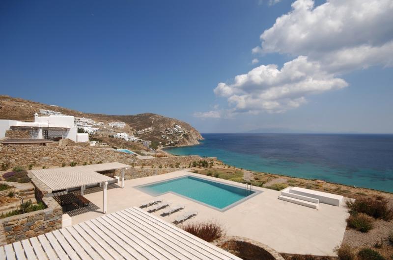 Blue Villas | Chloe Villa | Elegant Tranquility - Image 1 - Ornos - rentals