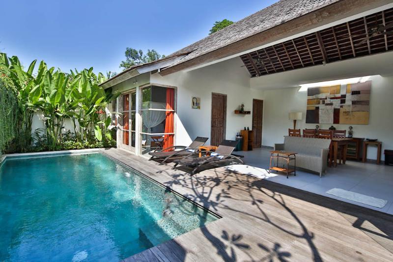 Balinese Style Villa 2 Bedroom Great Location - Image 1 - Legian - rentals