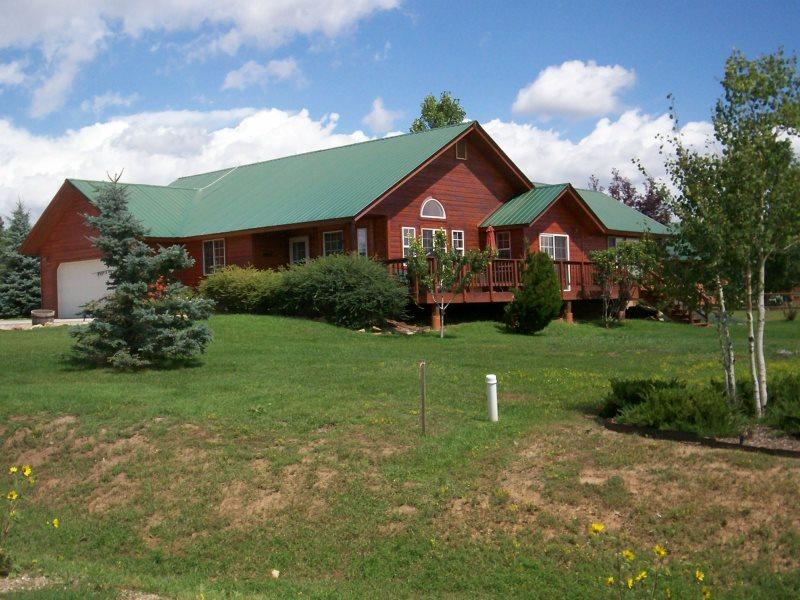 Outside Summer - 163 Bayview - Pagosa Springs - rentals