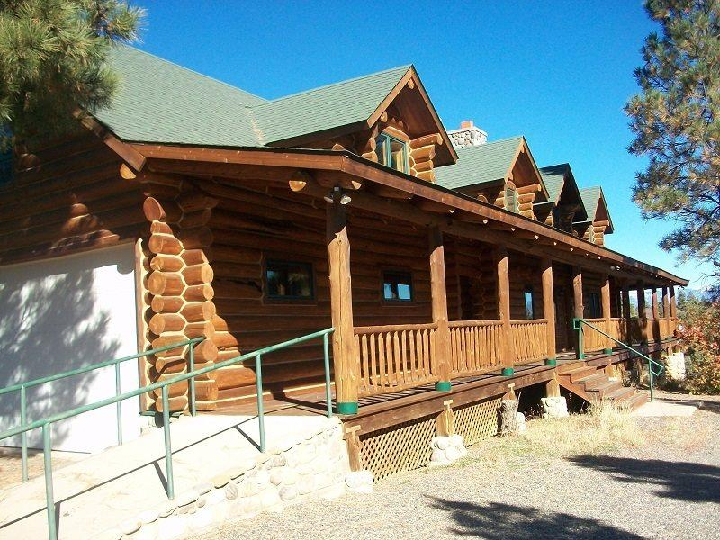 Cherish a relaxing Pagosa Springs vacation in this beautiful, spacious home. - Image 1 - Pagosa Springs - rentals